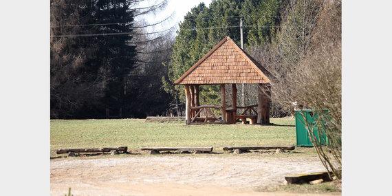 Algimanto Barzdžiaus nuotr./Užvarčių kaime
