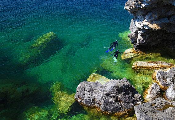 Shutterstock.com nuotr./Huronų ežeras, Kanada