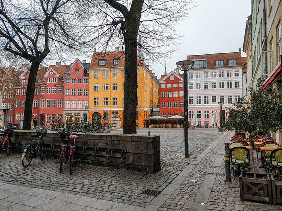 L.Bernotienės nuotr./Kelionė Kopenhagoje