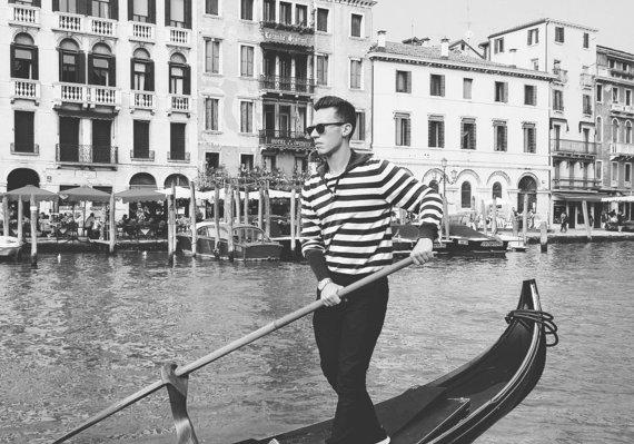 Asm.archyvo nuotr./Nuostabioji Venecija