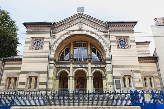 """Go Vilnius"" nuotr./Žydiškasis Vilnius"