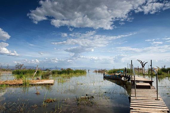 Shutterstock.com nuotr./Baringo ežeras