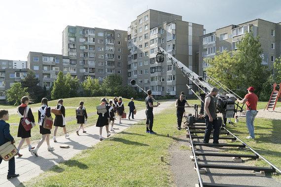 """""""Sister Pictures ir Sky Television"""" nuotr./Serialas """"Černobylis"""""""