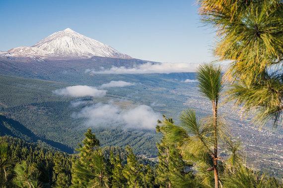 Shutterstock.com nuotr./Teidės ugnikalnis, Tenerifė