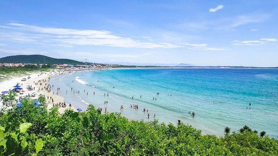 Shutterstock.com nuotr./Pero paplūdimys, Brazilija