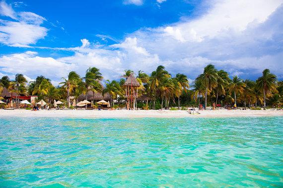 Shutterstock.com nuotr./Playa Norte, Meksika