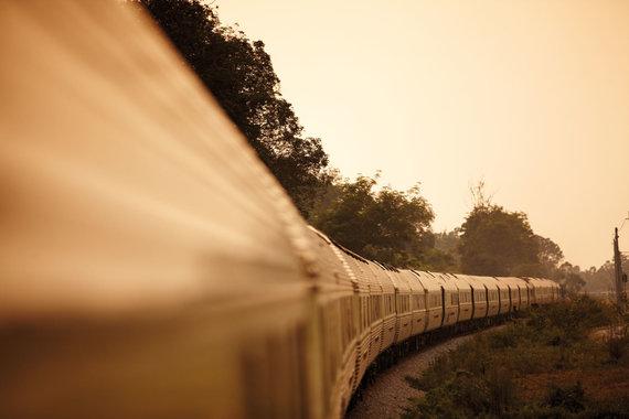 """Boutique Travel"" nuotr./Belmond Eastern Oriental Express traukinys Singapūre, Malaizijoje"