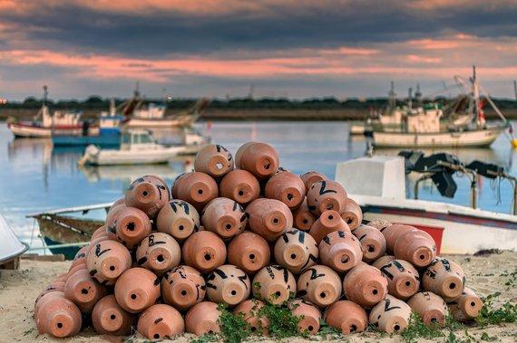 vipcommunications nuotr./Spąstai aštuonkojų žvejybai, Ispanija