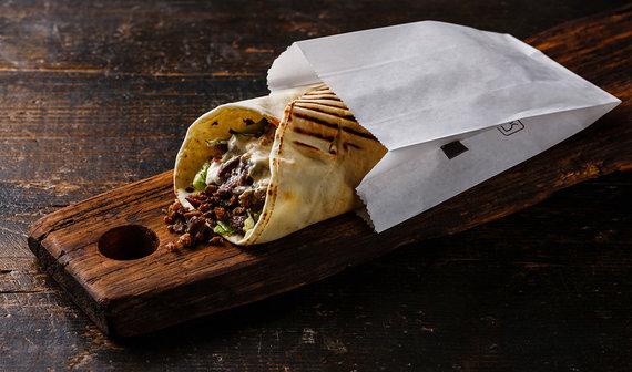 Shutterstock.com nuotr./Shawarma