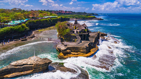 Shutterstock.com nuotr./Indonezija, Tanah Lot