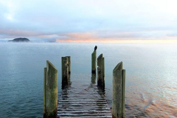 123rf.com nuotr./Taupo ežeras