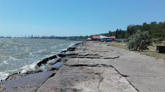 V.Mikaičio nuotr./Mariupolis ir Azovo jūra