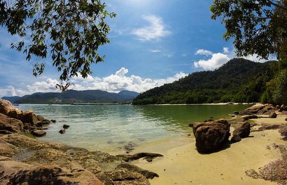 Shutterstock.com nuotr./Penango nacionalinis parkas