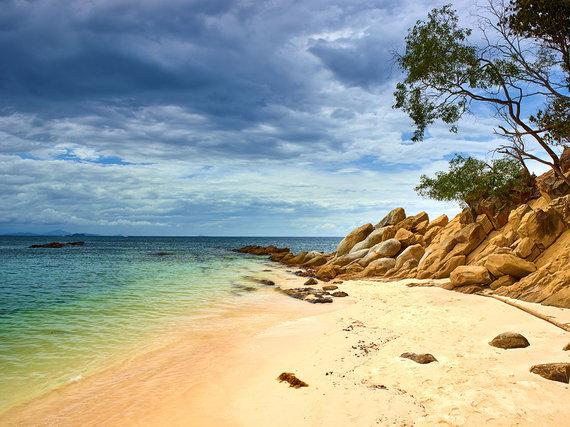 Shutterstock.com nuotr./Tunku Abdul Rahmano nacionalinis parkas