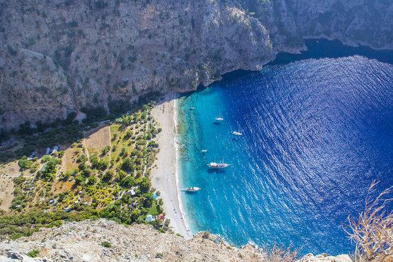 Shutterstock.com nuotr./Drugelių slėnis, Turkija