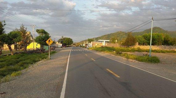 V.Mikaičio nuotr./Pagrindiniai Rytų Timoro keliai yra neblogi