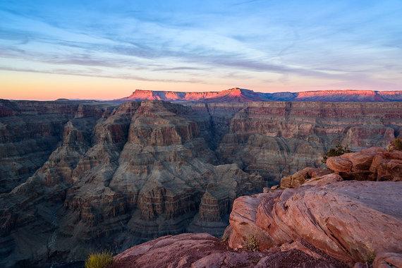 Shutterstock.com nuotr./Didysis kanjonas, JAV