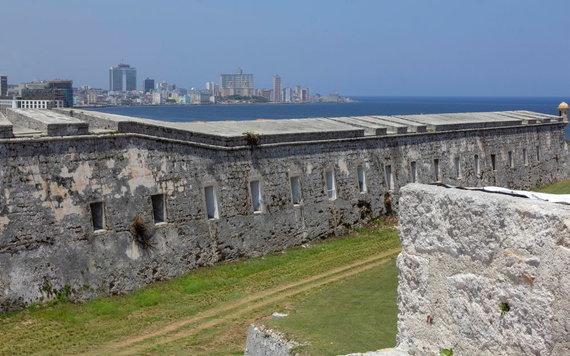 K,Stalnionytės nuotr./Šv. Karolio tvirtovė - didžiausia Kuboje