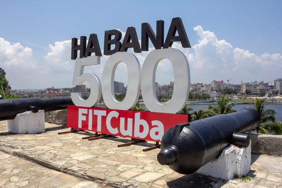 K,Stalnionytės nuotr./2019 m. Havanai sukanka 500 metų