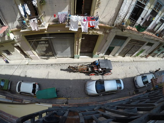 K,Stalnionytės nuotr./Kelionė Havanoje