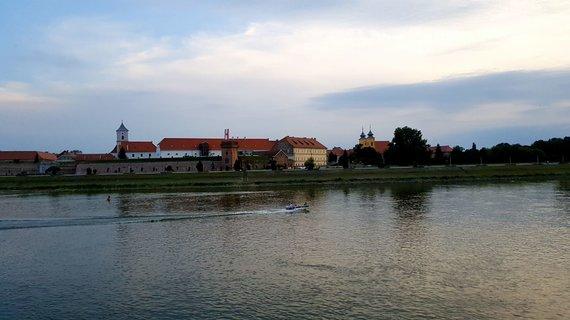 A.Šėmienės nuotr./Osijeko pilis
