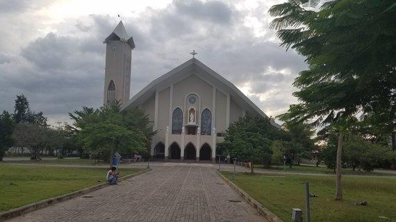 V.Mikaičio nuotr./Dilio katedra