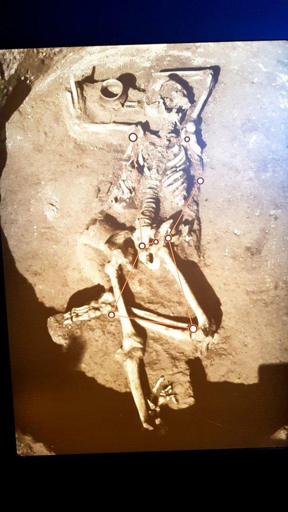 A.Šėmienės nuotr./Šamano kapas
