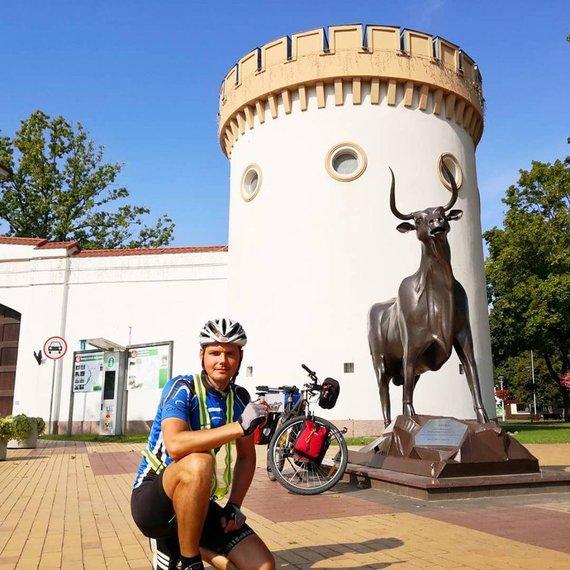 A.Bielevičiaus nuotr./Algirdo kelionė aplink Lietuvą