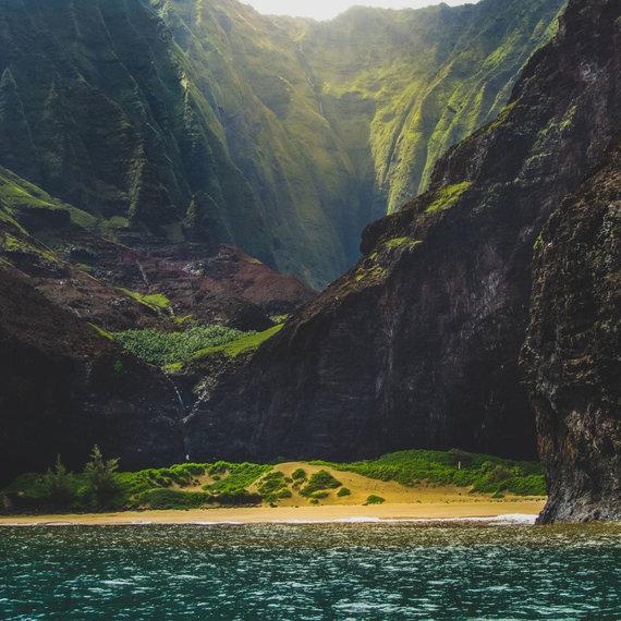 123rf.com nuotr./Kauajis, Havajai