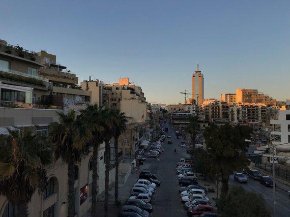 Asm.archyvo nuotr./Tautvydo Žūko gyvenimas Maltoje