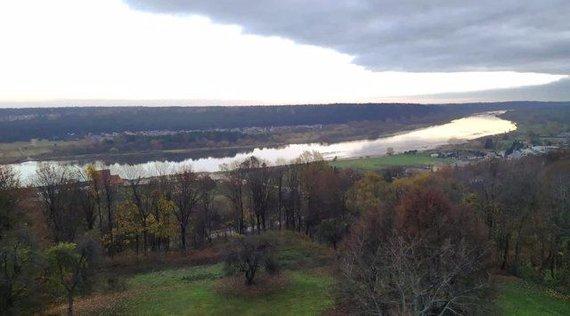 Polinos Butkienės nuotr./Vaizdas nuo vandens bokšto