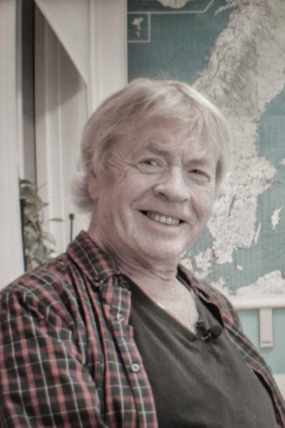 """Wade into Adventure nuotr./""""I think life is wonderful"""", aktorius ir mokytojas Carl-Henrik"""