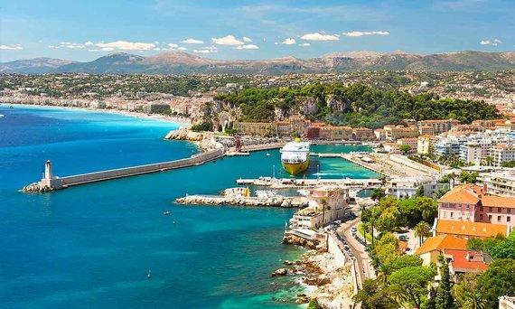 Shutterstock.com nuotr./Prancūzija, Nica