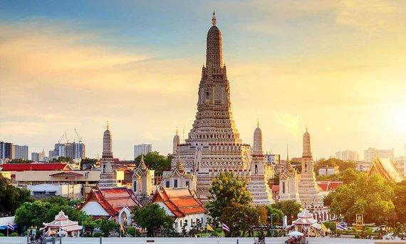 Shutterstock.com nuotr./Tailandas, Wat Phrathat Doi Suthep