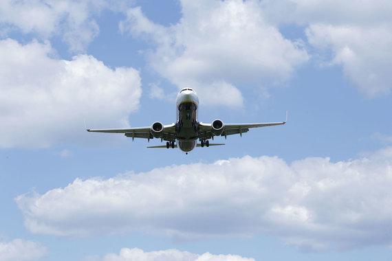 Adverum nuotr./Lėktuvas