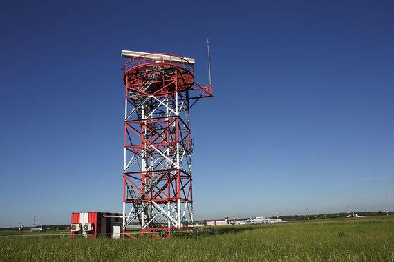 Adverum nuotr./Antžeminio judėjimo radaras