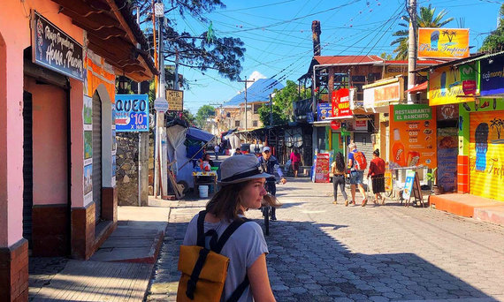Asm.archyvo nuotr./Kristina Gintarė Gvatemaloje