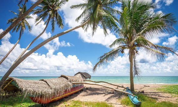 Shutterstock.com nuotr./Paplūdimiai Šri Lankoje