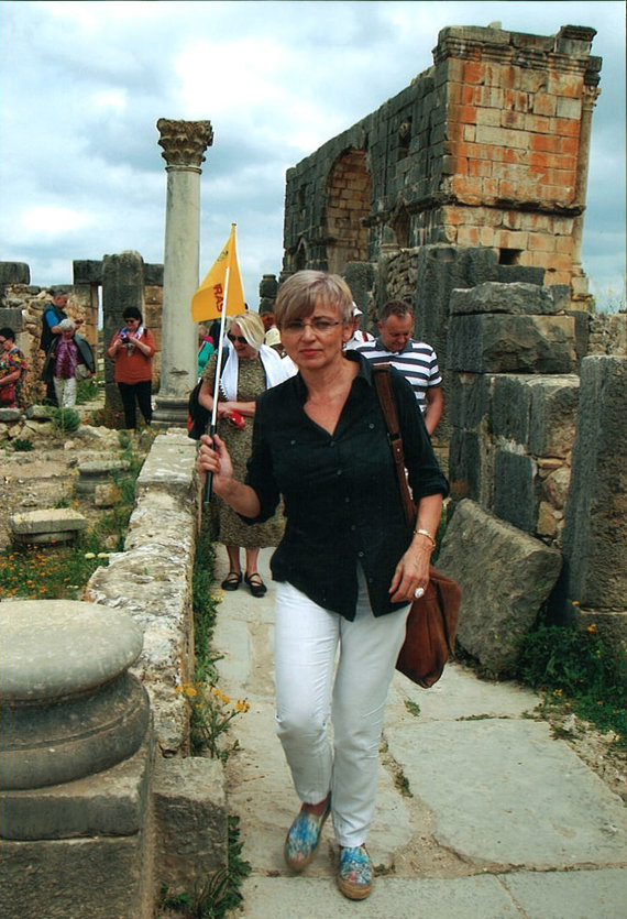 Marokas, Volubilis, romėnų buvęs miestas, Novaturo archyvo nuotr. (6)