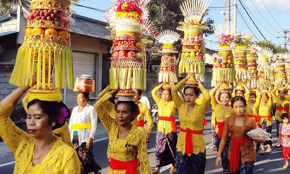 V.Panovaitės nuotr./Balio gatvėse