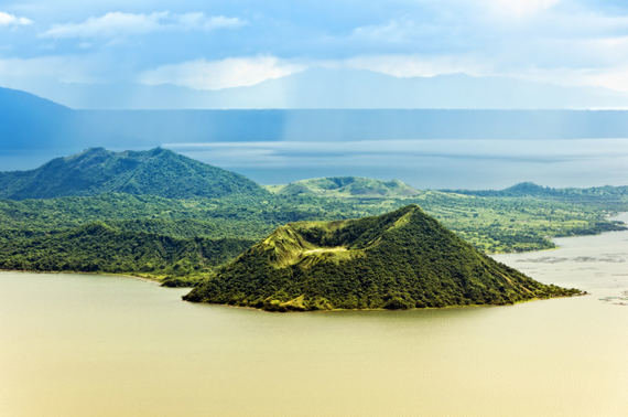 Shutterstock.com nuotr./Taal ežeras