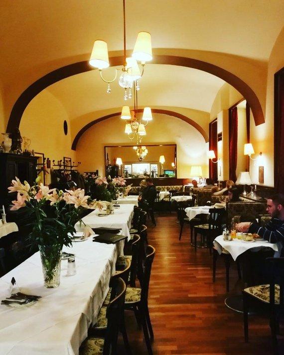 Kelionių reikalų nuotr./Gastronominė kelionė Vienoje
