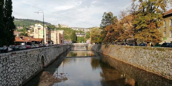 V.Mikaičio nuotr./Miliačkos upė