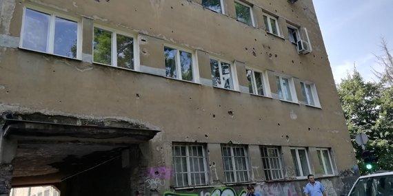V.Mikaičio nuotr./Kulkų žymių mieste yra dar daug
