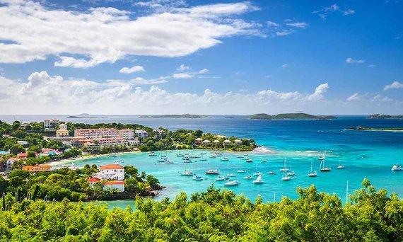 Shutterstock.com nuotr./JAV Mergelių salos