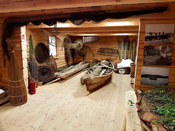 Nėra blogo oro nuotr./Ežerų ir Truskausko muziejus