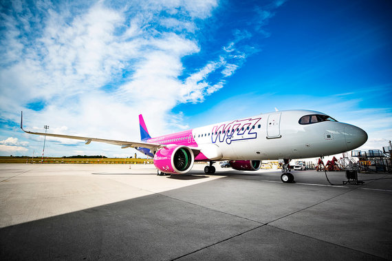 """Bendrovės nuotr./""""Wizz Air"""""""