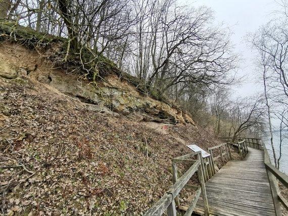 checkinlithuania.com nuotr./Žiegždrių geologinis takas
