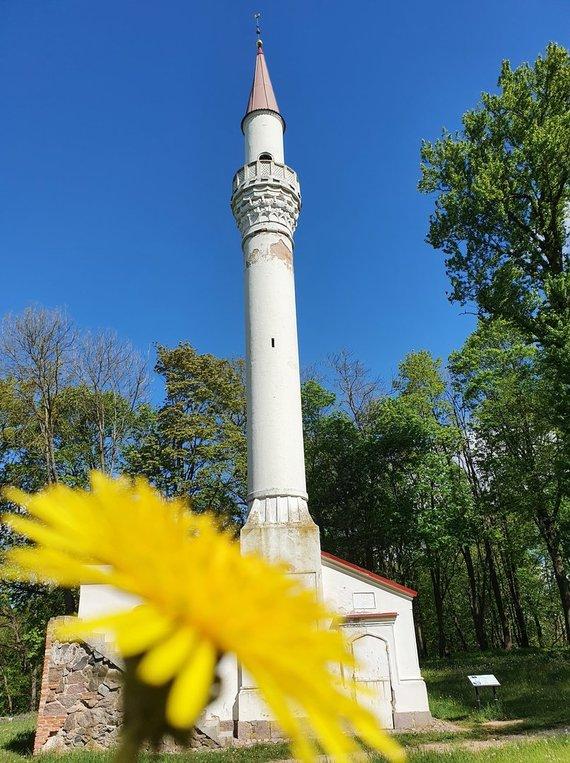 Organizatorių nuotr./Kėdainių minaretas