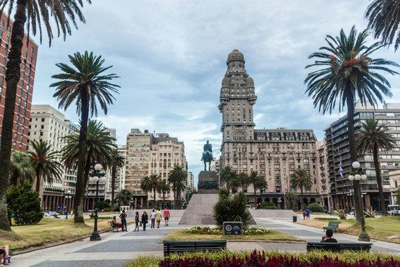 123rf.com nuotr./Montevidėjas, Urugvajus